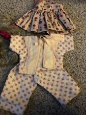 New ListingLot of Vintage R&B Arranbee Littlest Angel Doll Dresses & Outfits And Accessorie