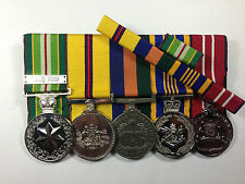 AASM Iraq Operational Service Medal - Border Protection Defence Long Service