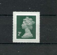 Great Britain Machin 2p OFNP SA 2B De La Rue Code M15L DG 20.21.5 MNH
