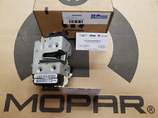 Tailgate Door Lock Actuator Motor  Jeep Wrangler 07-16  OEM Mopar  4589584AF
