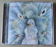 OPUS-4 Bubblegum crisis Tokyo 2040 CD OST ANIMATION MANGA