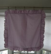 Laura Ashley Sycamore Euro Pillow Sham in Lilac