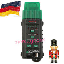 Kabelsucher Leitungssuchgerät Kabeltester Cabel Tracker Leitungssucher DHL ZN