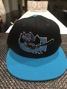 Greensboro Bats Fitted Pro-Line Cap Hat 7 NWT Made In USA Yankees