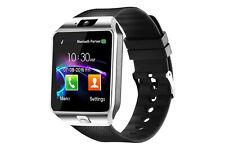 Smartwatch DZ09 orologio da polso telefono bluetooth slot sim micro sd usb