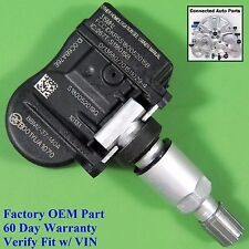 Mazda 6 5 3 2 MX5 RX8 CX7 CX9 TIRE PRESSURE SENSOR TPMS OEM BBM2-37-140A TS-MA04