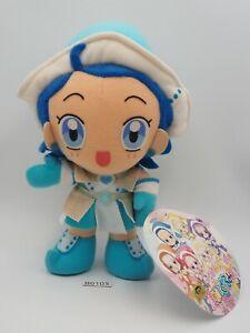 "Ojamajo Doremi B0103 Aiko Senoo Banpresto 2002 Plush 8"" USED Toy Doll Japan"