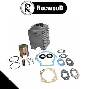 Cylinder Piston Assembly Gasket Set Oil Seals Fits Wacker Rammer WM80 Engine