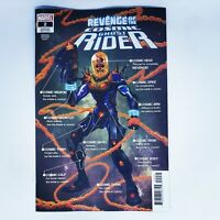 Revenge of the Cosmic Ghost Rider #2 MARVEL 1:25 Superlog Variant Cover VF