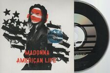 Madonna American Life Cd Single Card Sleeve