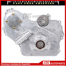 Timing Cover Oil Pump For 00 15 Chevrolet Pontiac Saturn Oldsmobile 22 24l Fits Ls