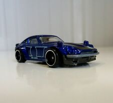 "2018 Hot Wheels car : "" Custom Datsun 240Z "" # 15/365 / Purple / Nightburnerz"