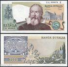 ITALIA ITALY 2000 Liras Lire 1983 GALILEO GALILEI Pick 103c SC / UNC