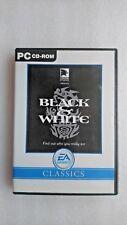 Black and White (PC Windows 2001)...Classic Edition