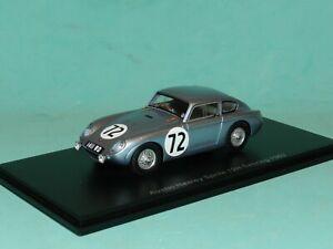 Spark Models 1/43 Austin Healey Sprite 12H Sebring 1962 Colgate/McQueen MiB