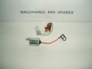 154-000 153-900-MGA MGB MK1 MG MIDGET SPRITE MINI MINOR POINTS AND CONDENSER