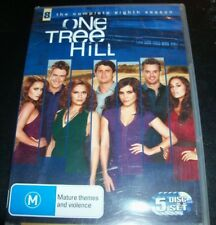 One Tree Hill The Complete Eighth Season 8 (Australia Region 4) DVD - NEW