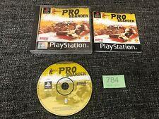 X Games Pro Grenze ps1 Playstation One Black Label mit manueller Fun Sport Spiel