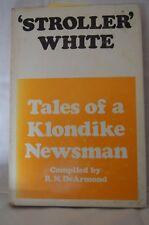 Stoller White, Tales of Klondike Newsman, DeArmond HC1969, #18028