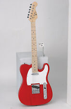 Eleca DGT-250  Red Electric Guitar, Telecaster Style