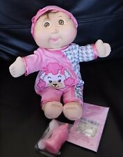 "Cabbage Patch Kids 14"" Baby So Real Brunette"