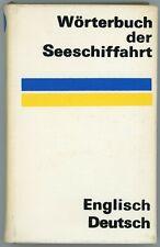 Schreiber, P. + Rinke, H.-D.: Wörterbuch der Seeschifffahrt