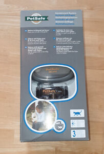 PETSAFE DELUXE IN GROUND CAT FENCE CONTAINMENT SYSTEM INVISIBLE RADIO WIRELESS