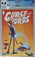Curse Words #1 CGC 9.8 - Skottie Young Variant cover (2017, optioned from Image