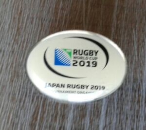 Pin's rugby coupe du monde 2019