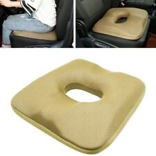 Hemorrhoids Health Seat Mat Memory Foam For Lower Back Pain Tailbone Injury -NEW