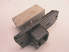 Toyota Corolla G6R 3Door 1998 - Interior Heater Blower Fan Resistor