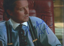 Michael Douglas signed Actor Legend Falling Down Wall Street RARE LOOK!!