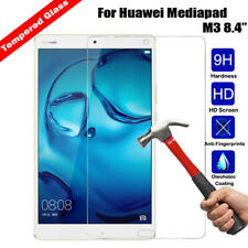 Premium Tempered Glass Film Screen Protector Cover For Huawei MediaPad Tablets