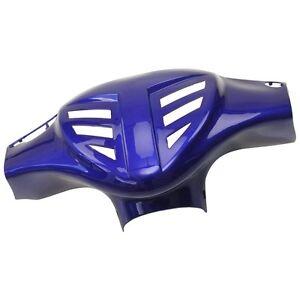 Coprimanubrio Superiore Blu Maschera Frontale Copertura Volante - Custodia