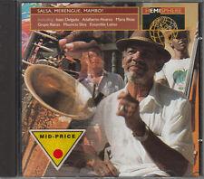Salsa, Merengue, Mambo! CD 1995 Latin