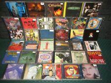 CD Sammlung, Collection: Alternative, Punk, Grunge, Indie, Rock-Music - 192 CD's