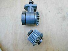 Atlas Craftsman 10 12 Lathe Apron Miter Gear Assembly