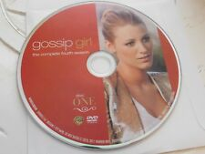 Gossip Girl Fourth Season 4 Disc 1 Replacement DVD Disc Only 56-314