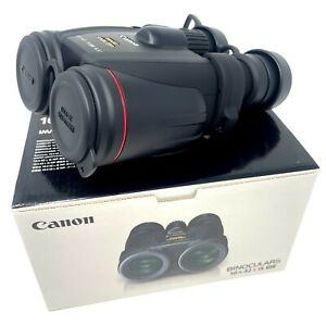 Canon 10x42 L IS WP Image Stabilized Binoculars - UK NEXT DAY DELIVERY