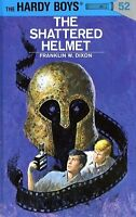 The Shattered Helmet (The Hardy Boys, No. 52) by Franklin W. Dixon
