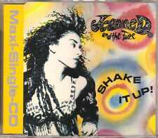 "Jeanne D. And The Force - Shake It Up! - 3"" CDM - 1990 - Eurohouse 3TR"