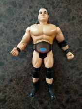 MIKE AWESOME with HEAVYWEIGHT BELT ECW OSFTM Loose Wrestling Figure ULTRA RARE