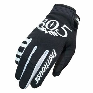 New Fasthouse Black Speed Style 805 MX/Offroad Gloves Adult Sizes