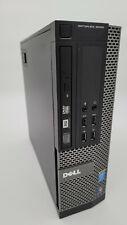 Dell Optiplex 9020 Core i5 4570 3.2GHz 4GB RAM 128GB SSD PC Desktop Win10 Home