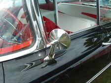 1958 1959 1960 1961 Pontiac rear view mirrors (pair)