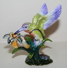 HUMMINGBIRD Trinket Box / Ornament Gift *NEW*