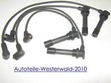 4 Zündkabel Mazda 323P V  1,3 16V 54kw ab 10//1996 Zündkabelsatz