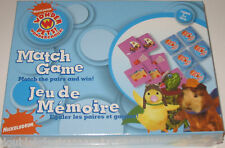 NEW SUPER FUN EDUCATIONAL THE WONDER PETS MATCH GAME