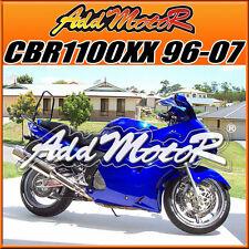 Addmotor Injection Plastic Fairing For Blackbird CBR1100XX 1996-2007 Blue H11566