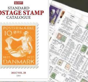 Denmark 2022 Scott Catalogue Pages 145-184